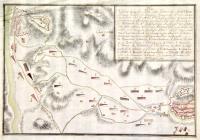Plan von der Gegend Novi und Seravalle, nebst dem…anno 1745r