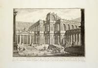 Foro antico Romano circondato da Portici…