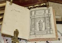 I dieci libri dell'Architettura.  Tradotti & commentati da Mons. Daniel Barbaro eletto Patriarca D'aquileia, da lui riveduti & ampliati; & hora in più commoda forma ridotti.
