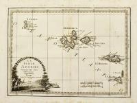 Le isole Azoridi delineate sulle ultime osservazioni