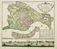 Iconografica rappresentazione della inclita città di Venetia