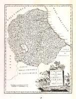 Le provincie di Abruzzo cioè Chieti Teramo e L'Aquila