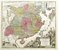 Opulentissimum Sinarum Imperium juxta recentissima delineationem in suas provincias disterminatum.