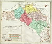 Carte nouvelle des Royaumes de Galizie et Lodomerie avec le distrit de Bukowine.