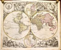 Atlas Contractus Sive Mapparum Geographicarum Sansoniarum Auctarum et Correctarum Nova Congeries.