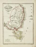 La nuova Galles del sud, la terra Vittoria (Australia felice) e l'isola di Diemen.