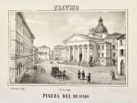 Treviso. Piazza del Duomo