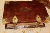 Biblia dat is De gantsche H. Schrifture, vervattende alle de Canonijcke Boecken des Ouden en des Nieuwen Testaments.