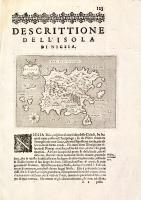 Descrittione dell'isola di Nicsia