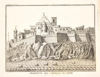 Prospetto della Città di Lipari