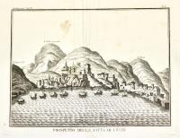 Prospetto del Castello di Lipari