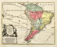 America meridionalis concinnata juxta observationes …