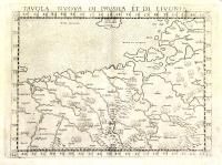 Tavola nuova di Prussia et di Livonia