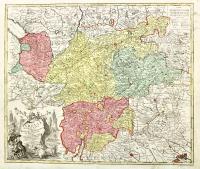 Tirolis comitatus continens Episcop. Tridentinum et Brixiensem…