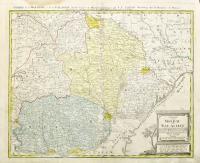 Charte von der Moldau und Walachey...