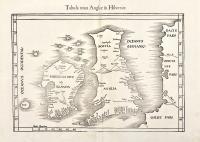 Tabula nova Angliae & Hiberniae