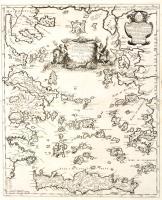 Arcipelago Mar Egeo con le carte del medesimo e l'isole che in esso si ritrovano, descritto con l'accrescimento di varie notizie