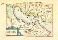 Descriptio regni Ormuzii-Ormus