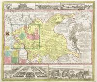 Geographische Abzeichnung der in dem Meisnischen Creiß des Churfürstennthumbs Sachsen liegenden Dioeces oder Superintendtur Grossen Hayn…