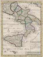 'T Koninkryk van Napels en Sicilien na de Stelling van de H. De L'Isle