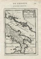 P. Meridionale de l'ancienne Italie