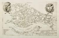Pianta iconografica di Venetia descritta e dedicata…Sig. Carlo Ruzini Savio di Terra Ferma