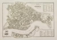 Pianta della città di Venezia