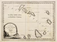 Le isole di Capo Verde delineate sulle ultime osservazioni