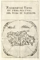 Ragionevol forma et vera postura dell'isola di Sardegna