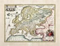 Europam sive celticam veterem. Sic describere conabar Abrahamus Ortelius
