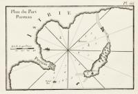 Plan du Port Parenso