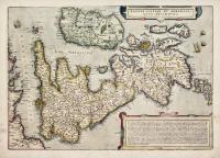 Angliae Scotiae et Hibernie Nova Descriptio