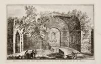Spelonca, e Fonte della Ninfa Egeria, frequentata da Numa Pompilio, Secondo Re de' Romani