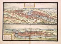 Praga, Bohemiae Metropolis Accuratissime Expressa - Egra urbs a Fluvio…