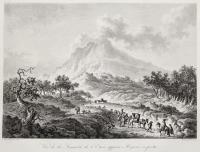 Vue de la Sommitè de l'Etna, appeleé Regione Scoperta