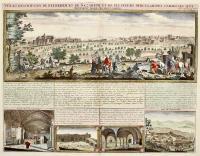 Vue et description de Bethleem et de Nazareth et de plusieurs singularitez curieuses sevoyents dans ces lieux saints