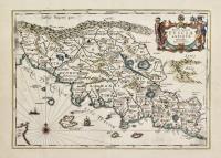 Nova et accurata Tusciae antique descriptio autore Ab. Ortelio