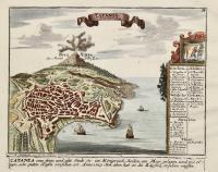 Catania vor ihrem Untergang