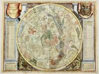 Planisfero settentrionale corretto ed accresciuto di molte stele (con: Planisfero meridionale…)