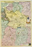 Brabante parte meridionale descritta e dedicata…(con:) Parte settentrionale descritta e dedicata…