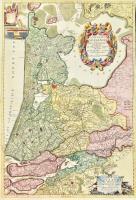Contado d'Ollanda parte meridionale…(con:) Parte settentrionale descritta e dedicata…