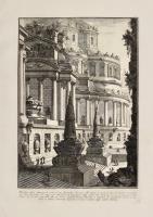 Mausoleo antico eretto per le ceneri d'un imperadore romano…