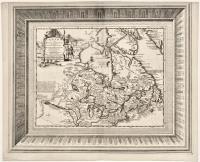 Canada ou Nouvelle France, Suivant les Nouvelles Observations de Messrs. de l'Academie Royale des Sciences