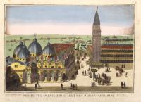 Prospectus amaenissimus areae Divi Marci Venetiarum
