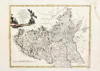 Parte del Piemonte che contiene il Ducato di Aosta, il Contado Canavese, la provincia di Biella, la valle Sesia, la Signoria di Vercelli e l'alto e basso Novarese