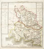 Département de bouches du Rhone-Département de Vaucluse