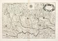 Ducato di Mantova con parte del Dominio Veneto, e del Milanese, et altri Stati circonvicini