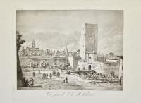 Vue Générale de la ville de Como