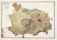 Carta geologica dell'isola d'Ischia alla scala 1/25.000