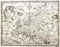 Nova Delineatio universalis 56 Provinciarvm FF. Min. Capvcinorvm per universam Evropam…1710.